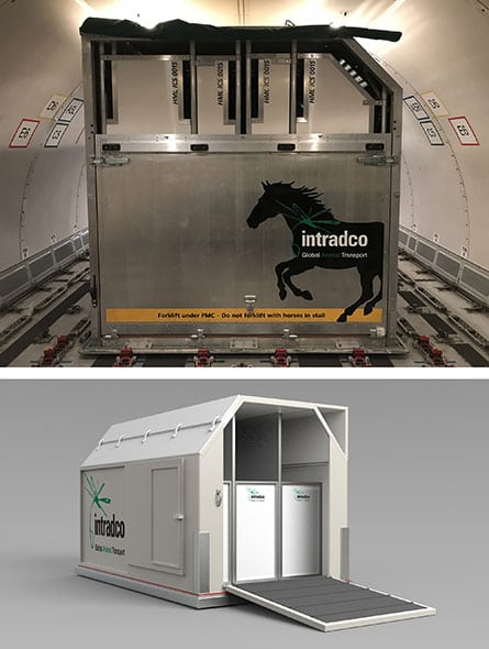 Transport Equipment Intradco Global Animal Transport